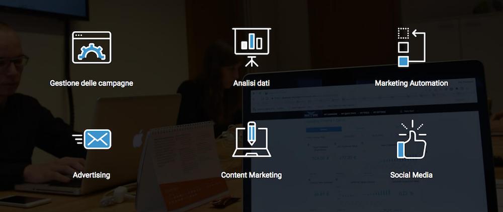Servizi digital marketing a Trento