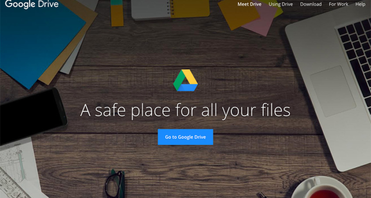 google-drive copywriting