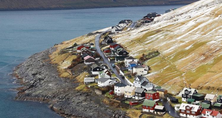 Isole Faroe Lockdown